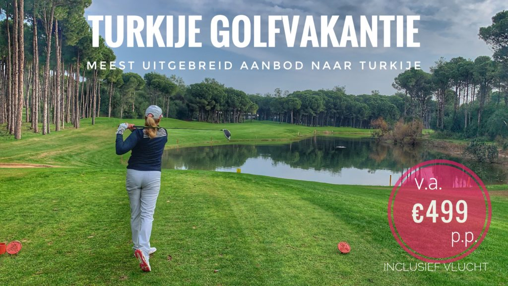Turkije Golfvakantie